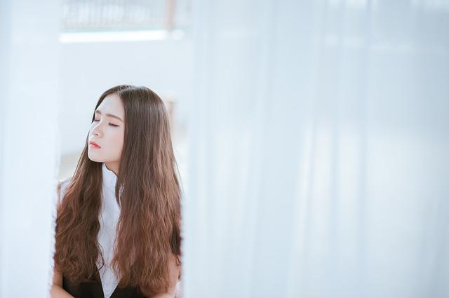 dlouhé zdravé vlasy