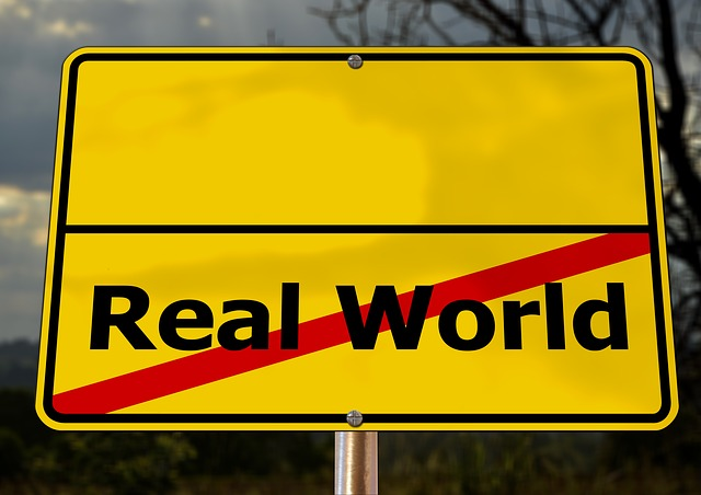 nereálný svět
