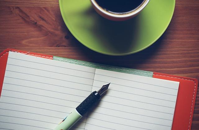 notes pero káva